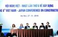 Hội nghị Việt – Nhật về xây dựng