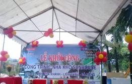Lễ khởi công xây dựng nhà kho Sunhouse tại Đà Nẵng